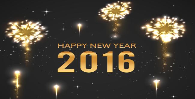2016年謹んで新年のお慶びを申し上げます!